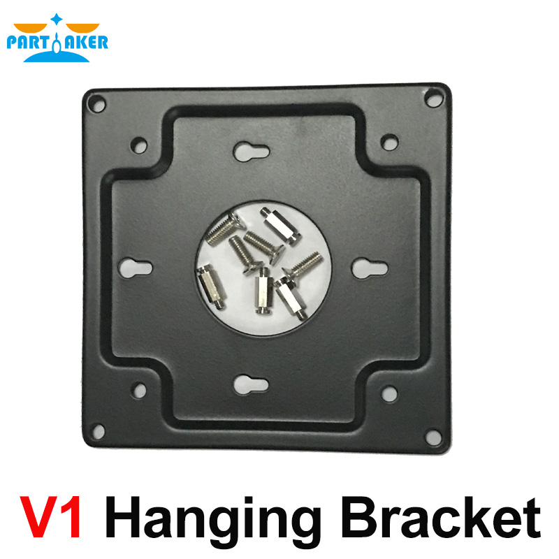 Do not purchased separately! Hanging Bracket Mounted back of Monitor, Monitor Bracket for Mini PC Bracket VESA Port