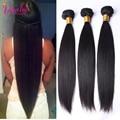 7A Mongolian Virgin Hair Straight 7A Unprocessed Virgin Hair Mongolian Straight Virgin Hair 3 Bundles Human Hair Straight Weave