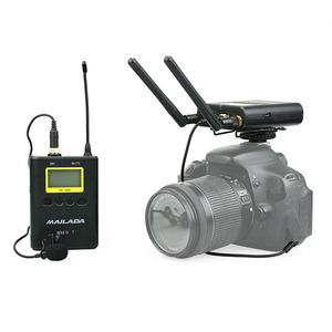 Image 3 - Mailada מקצועי UHF מיקרופון אלחוטי מערכת מיני דש אוזניות מיקרופון מקלט משדר עבור ללמד הרצאת דיבור