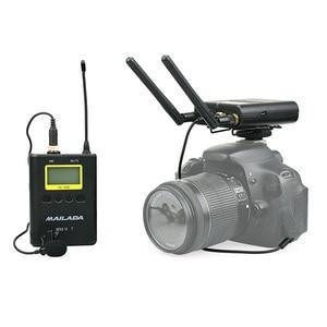 Image 3 - Mailada professionnel UHF système de Microphone sans fil Mini revers casque micro récepteur émetteur pour enseigner la Lecture de la parole