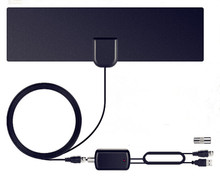 Get more info on the AH-LINK Indoor TV Antenna Digital HDTV Aerial Amplified Booster Cable VHF UHF Freeview 4K High Gain Digital TV Antenna receiver