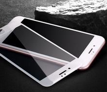 Protective glass for iPhone 6 screen protector 4D COLD CARVING Full Cover Tempered Glass film 7 7plus