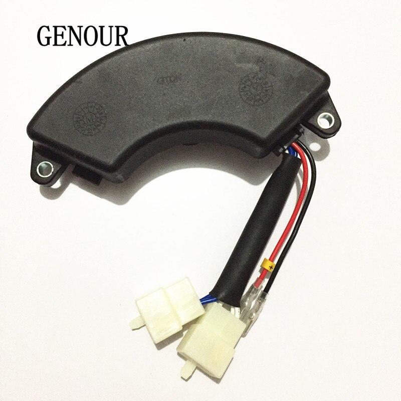 GTDK AVR5-3B3A-1 7 cables generador trifásico AVR accesorios partes regulador de voltaje automático trifásico kipor kama Más V8.33 Tl866Ii Plus Universal Minipro programador Tl866 Nand Flash Avr foto Bios PROGRAMADOR Usb + 17 Uds adaptador