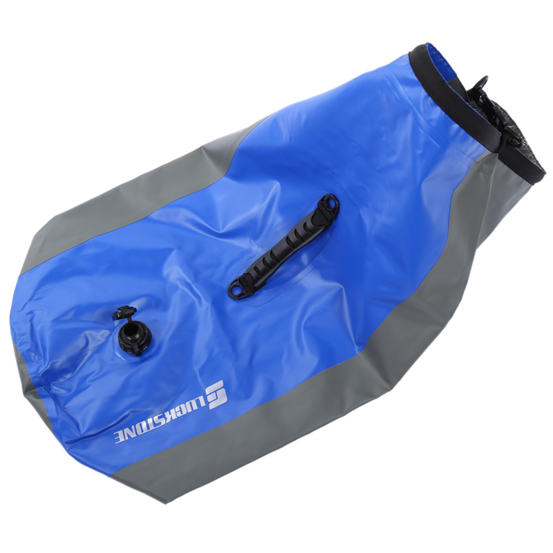 Waterproof Bag Dry Bag 60L Portable Sports Backpack Large Capacity Floating Drift Backpacks Camping Swimming Diving Accessories environmentally friendly pvc inflatable shell water floating row of a variety of swimming pearl shell swimming ring