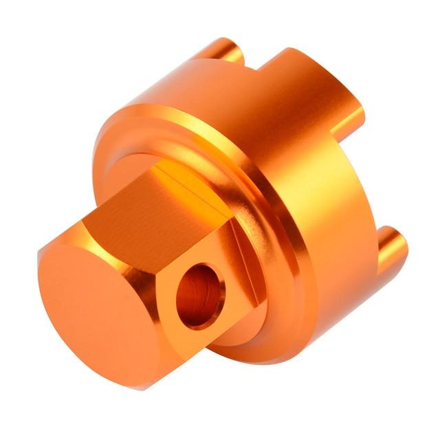 WP передняя вилка клапан сжатия инструмент для удаления KTM SX SXF XC XCF 125 200 250 300 350 400 450 2017 2018 вилка Кепки Съемник инструменты