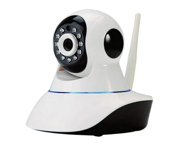 SmartYIBA WIFI APP Control Home Appliance Relayout GSM Alarm System IP Camera Pet Immune PIR Smoke Sensor Strobe Siren Alarm