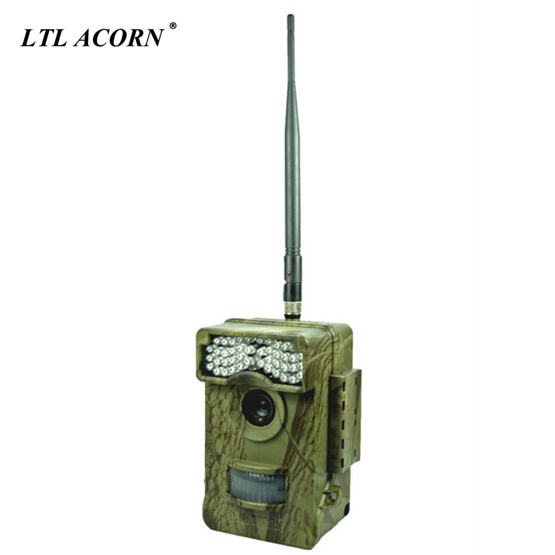 LTL ACORN photo traps  6511WMG HD 1080P hunting camera mms with IR Trail Camera Wide angle 100 degree Night Vision for Hunting