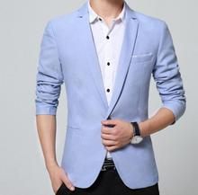 Men's suit jacket in the spring and autumn season young British leisure suit jacket fashion custom new men party suit jacket
