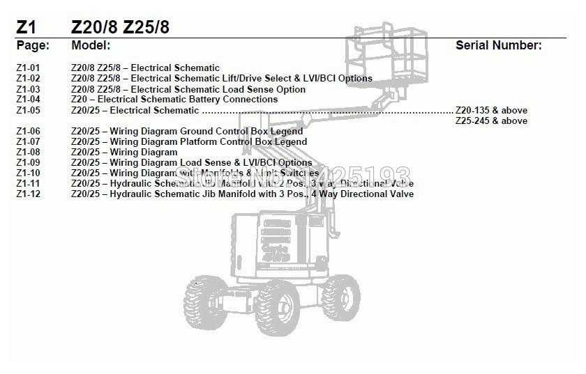 genie schematic  diagram manual 2013