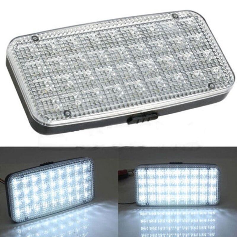 Universal 12 v 36 LED Auto Lkw Auto Van Fahrzeug Decke Dome Indoor Dach stamm dekoration Innen Licht Lampe Weiß auto Styling