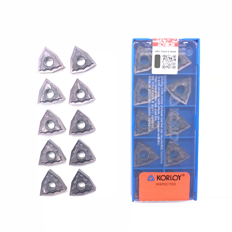WNMG080404 WNMG080408 HA PC9030 Inserts 100% Original High Quality External Turning Tool Carbide Insert For Stainless Steel