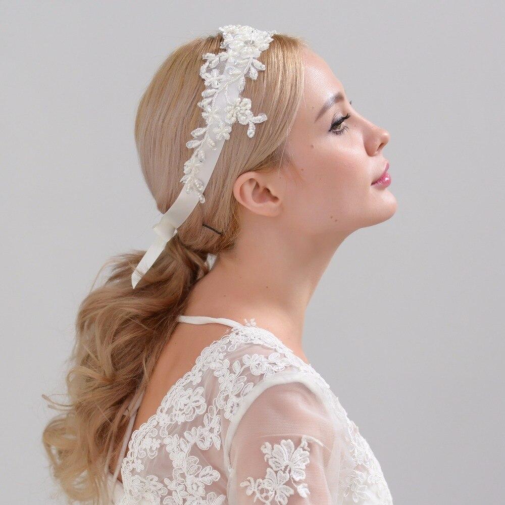 H46 Nuziale Accessori di cerimonia nuziale con Le Perle Birdcage Veil per Matrimonio Vintage Partito di Sera Trasporto Veloce