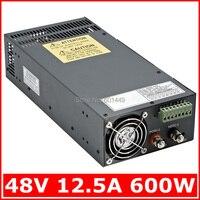 Электрооборудование> Источники питания> Импульсные блоки питания> s один выход серии> scn 600w 48v