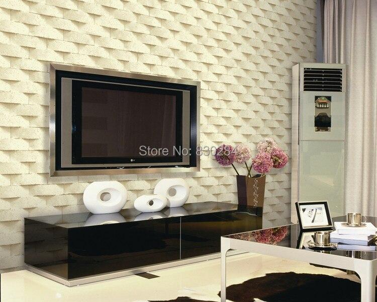 Aliexpress Com Buy Modern Vinyl Wallpapers Home Decor Pvc Wall
