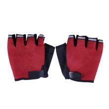Ladies Cycling Bike Bicycle Half Finger Glove New Gel Racing Motorcycle Riding Gloves