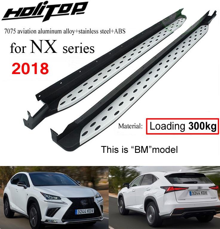 לעבות סרגל נרף שלב לוח לרפסד עבור LEXUS NX - חלקי חילוף לרכב