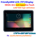 FriendlyARM HD101, 10.1 inch Touch Screen Capacitive Touch , High definition , for TINY4412 SUPER4412 NANOPC T1