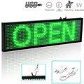 Leadleds P5 WIFI светодиодный знак зеленый светильник высокой пикселей дисплей информационное табло умная поддержка Эндрюс IOS мобильный телефон с...