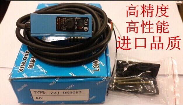 Z3J-DS50E3 KETAI color photoelectric sensors, color photoelectric switch Making electromechanical new genuine photoelectric switch photoelectric sensors tng ds26e4 leveling special photoelectric switch