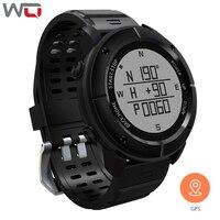WQ UW80 Smart Watch GPS/SOS Fitness Tracker Smartwatch Outdoor Sports Golf Watch IP68 Waterproof Mountaineering Watch Bluetooth