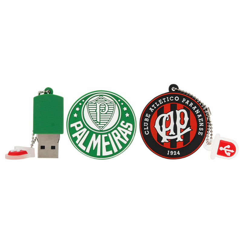 Image 5 - Popular Football Club Logo USB Flash Drive 4gb 8gb 16gb 32gb Pen Drive 64gb 128gb Flash Memory Stick High Speed Pendriv U Disk-in USB Flash Drives from Computer & Office