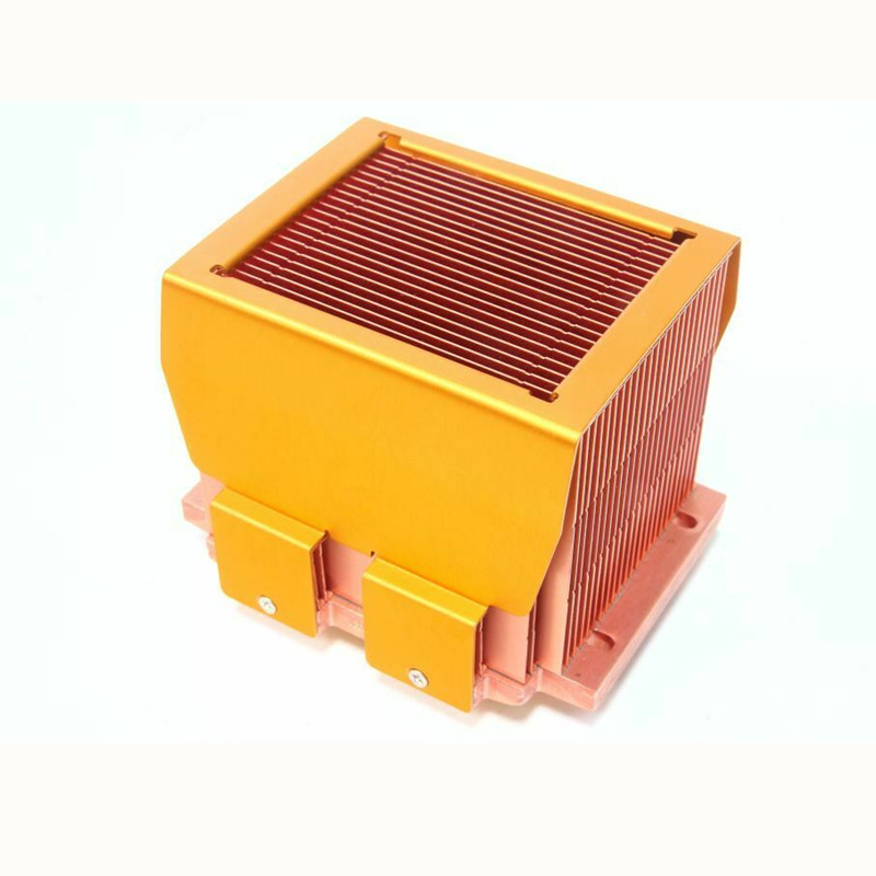 344498-001 CPU Heatsink processor cooler <font><b>proliant</b></font> <font><b>dl380</b></font> ml370 g4 344498-001 CPU Heatsink For <font><b>DL380</b></font> ML370 G4 image