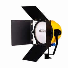 2000w  Continuous Lighting Yellow head Light For Film&Camera for photo studio photographic Lighting