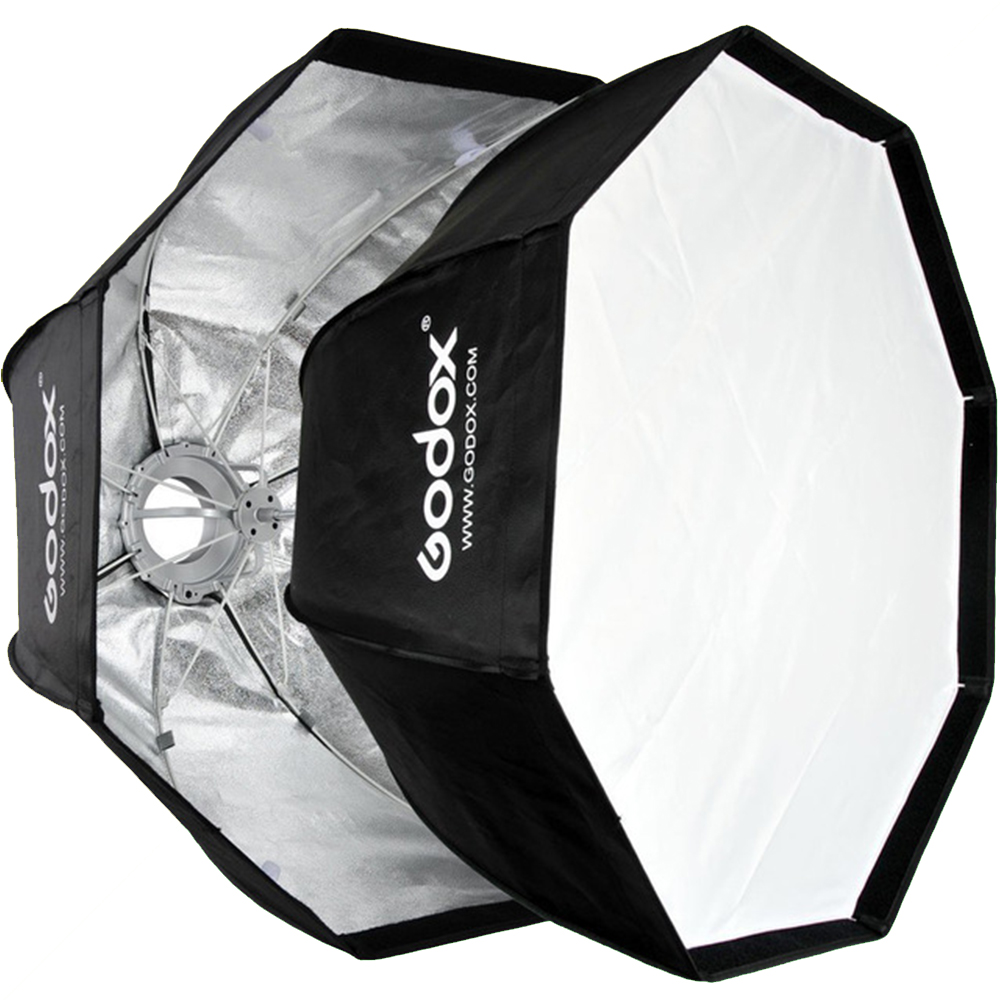 Godox Umbrella Softbox Price In Pakistan: Godox 80cm/31.5in Portable Octagon Flash Softbox Umbrella