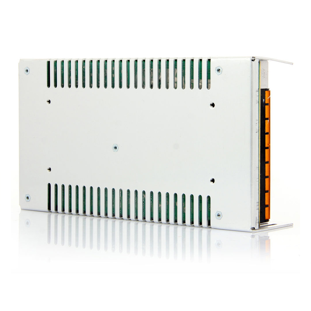 JFBL Hot New 48V 8.3A 400W DC Regulated Switching Power Supply Silver
