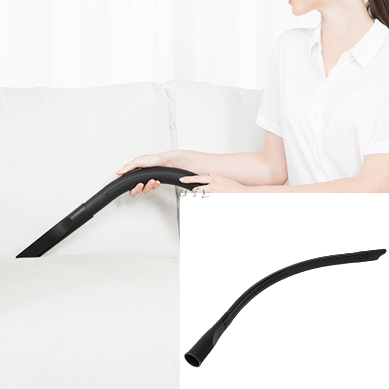 Universal Vacuum Cleaner Parts Long Flexible Flat Slim Suction Nozzle Head 32mm