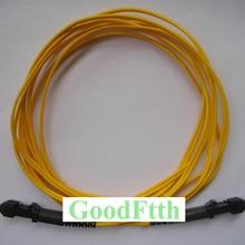 Fiber Patch Cord Jumper Cable MTRJ MTRJ UPC MT RJ to MT RJ SM GoodFtth 20 100m