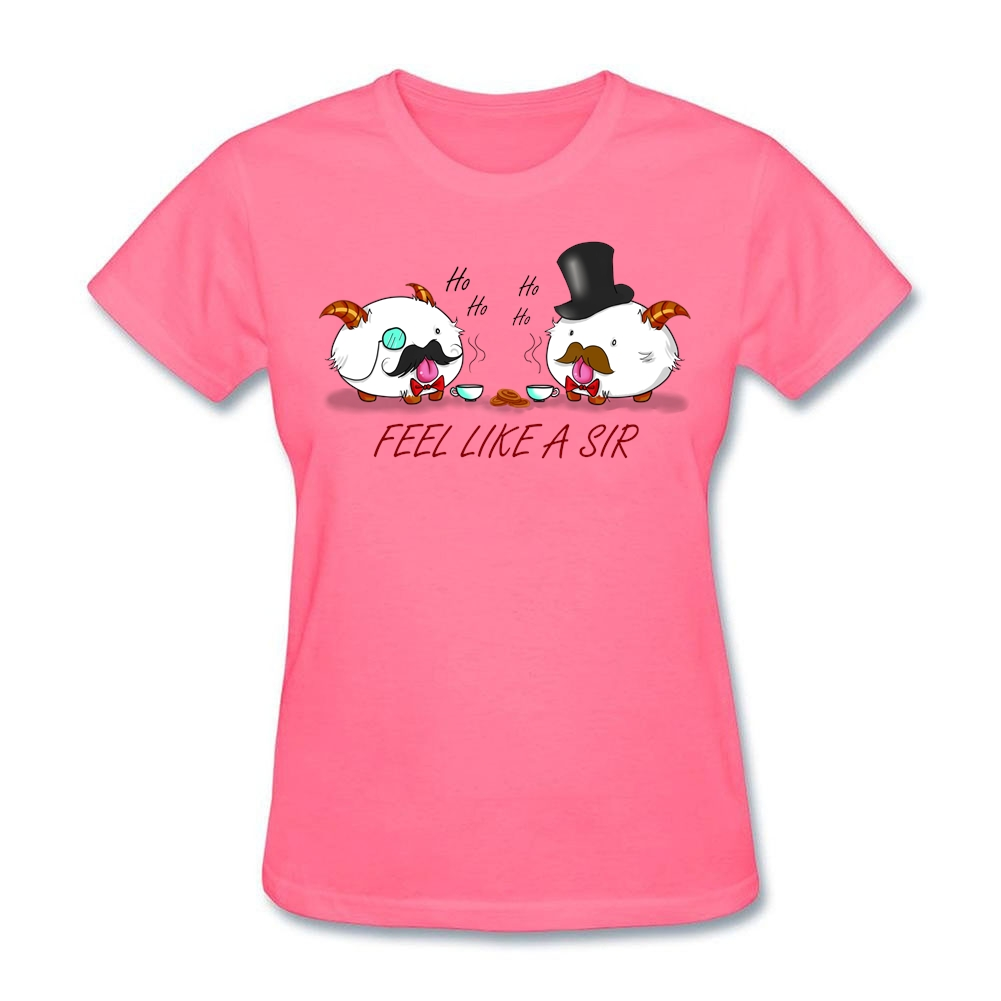 halloween ladies poros like a sir t shirts oversize short sexy women t shirt casual - Halloween Shirts For Ladies
