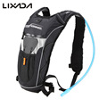 Lixada 5L Hydration Knapsack Super Lightweight Outdoor Bicycle Cycling Hiking Running Backpack+2L Water Bladder Bag
