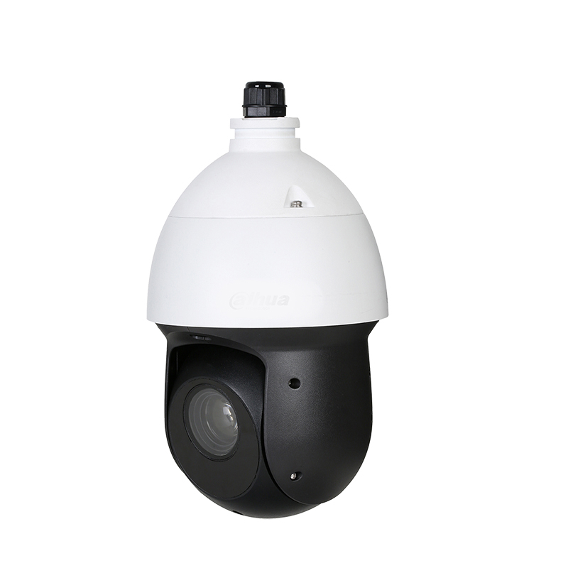 2 pièces sécurité cctv 2MP 25x Starlight IR PTZ caméra réseau IP haute vitesse dôme caméra SD49225T-HN
