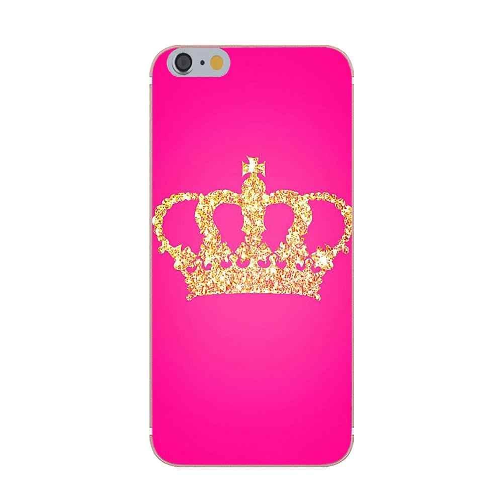 Kmuysl Per il iphone di Apple 4 4 s 5 5C 5 s SE 6 6 s 7 8 Più di X Nuovo multi Colori di alta Qualità Cassa Del Telefono Re Queen Il Vostro Miniera