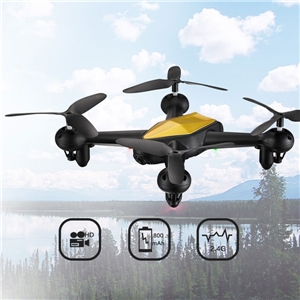 ZEGO 66025 quadcopter Avadrone 2 4G Wireless Indoor Outdoor Drone with HD Camera