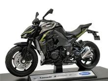 Welly 1:18 Kawasaki NINJA Z 1000R 2017 Diecast Motorcycle
