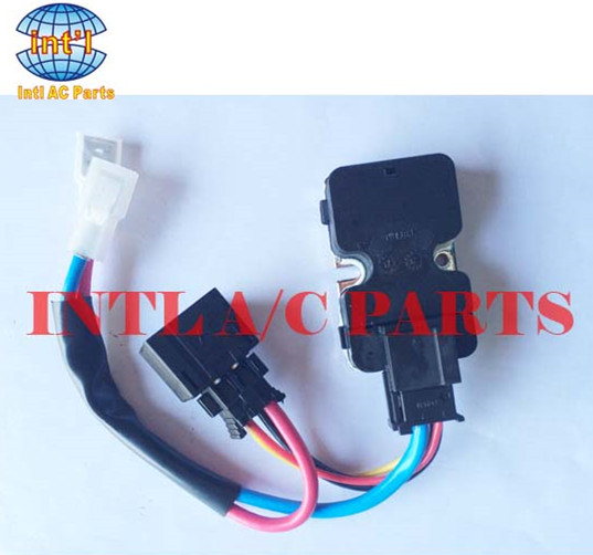 Fan Controller Wiring Diagram Electric Fan Wiring Diagram Electric