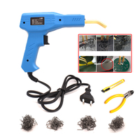 Car Bumper Plastic Welding Auto Body Repair Tool Welder Machine 0.6mm 0.8mm Staples Hot Stapler