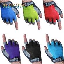 Gym Gloves Fitness Weightlifting Training Gloves Men Mittens