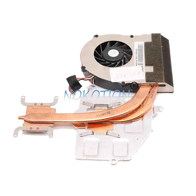 New Sony Vaio VPCF VPC-F1 VPC-F11 VPC-F12 VPC-F13 F119GS F13M0E CPU Heatsink Fan