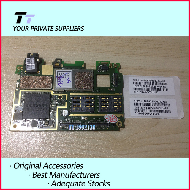 Original For Lenovo VIBE Z K910 mainboard motherboard board card fee for  lenovo VIBE Z k910 Free shipping-in Circuits from Phones &  Telecommunications