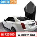 2mil VLT 25% нано-керамические автомобильные самоклеющиеся наклейки на окна  высокое качество  защита тепла  тонировка окна