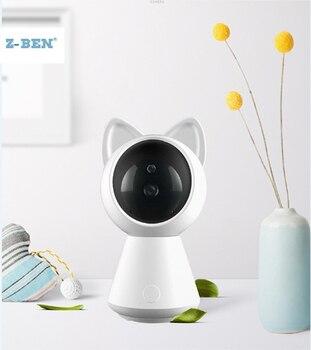 Cámara WIFI 2MP IP P2P monitoreo remoto CCTV Cam seguridad hogar Monitor de bebé ángulo de 360 grados IR noche Vison detección de movimiento