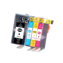 4PCS NEWEST VERSION For HP 934 934XL 935 935XL compatible For HP Officejet pro 6230 6830 6835 6812 6815 6820 printer