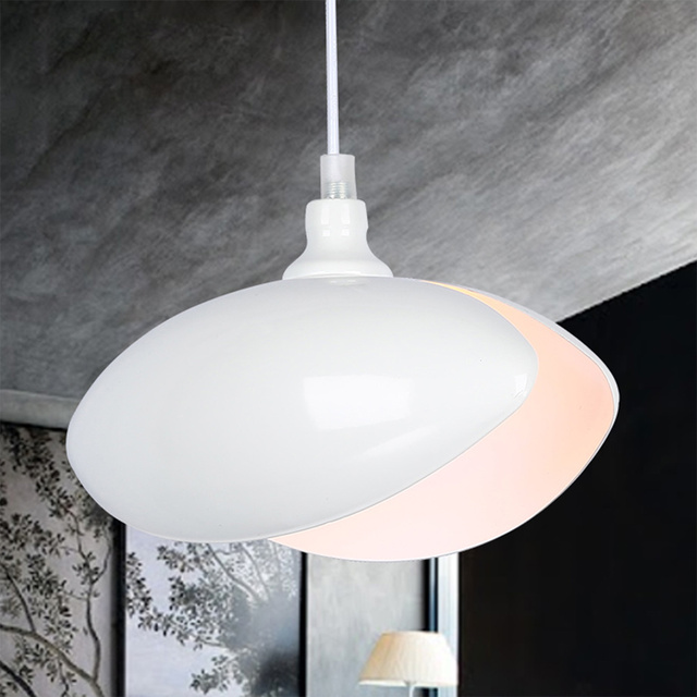 Factory direct sales modern style iron new design lighting stairs pendant lights