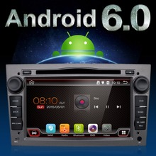 HD 1024 Quad Core Android 6.0 Car tape recorder GPS DVD Player For Opel Astra H Vectra Corsa Zafira B C G support OBD2