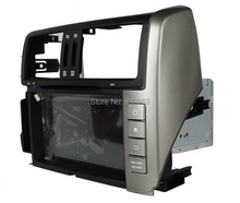 Quad Core 2 din 8″ Android 5.1 Car DVD GPS for Toyota PRADO 2010 2012 2013 With 3G/WIFI Bluetooth IPOD Radio TV USB AUX IN