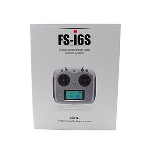 Image 5 - F17905 Flysky FS i6S 2.4G 10CH AFHDS Touch Screen Transmitter + FS iA6B 6CH Receiver Throttle Mode DIY RC Multicopter