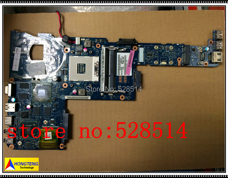 Original for toshiba P700 P745 Laptop Motherboard s989 PBQAA LA-7101P K000123430 100% Test ok